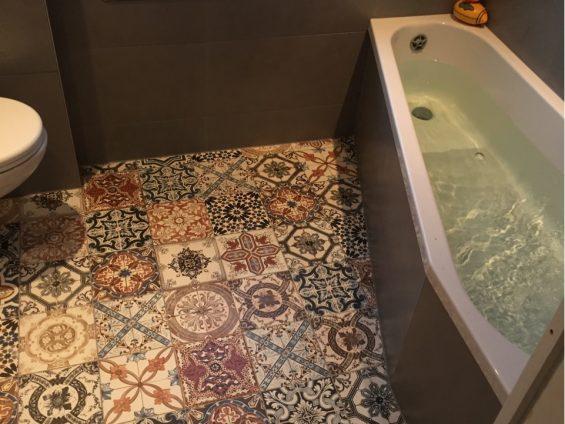 Badkamer renovatie Bouwbedrijf Noord-Holland Alkmaar
